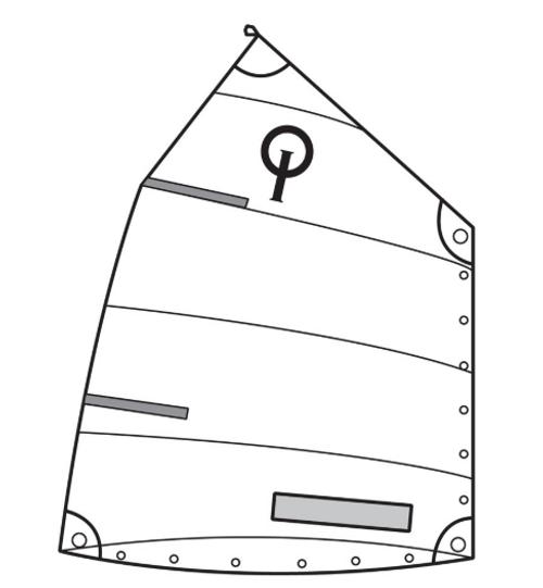 Vela Sailing Technologies - Optimist Training Sail