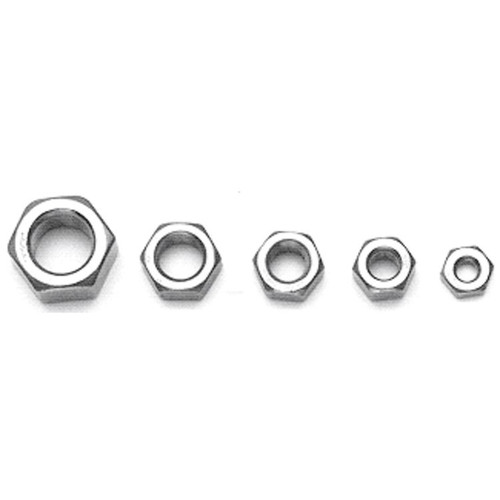 Johnson Marine Replacement Locking Nuts 3/8-24 L.H 2/Per Package