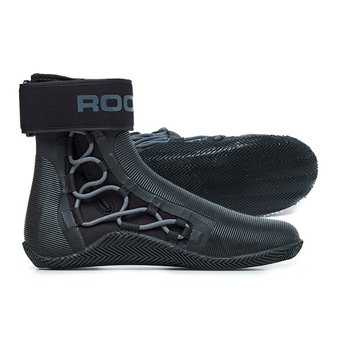Rooster Pro Laced Ankle Strap Boot - Easi-fit