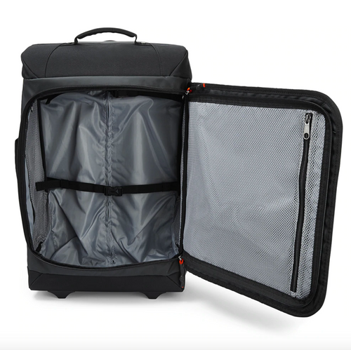 Gill Rolling Carry-On Bag Black