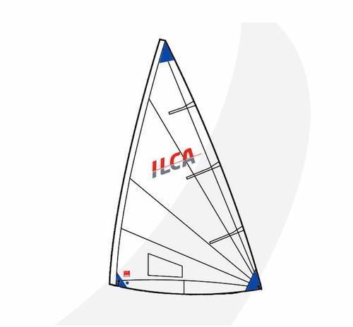 Sail, ILCA 6, Hyde