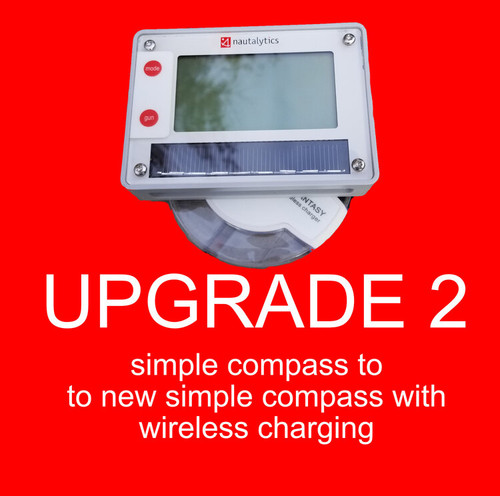 UPGRADE* SIMPLE COMPASS (without wireless charging) TO CURRENT MODEL