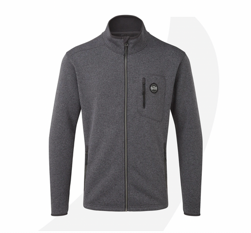 Gill Men's Knit Fleece Jacket