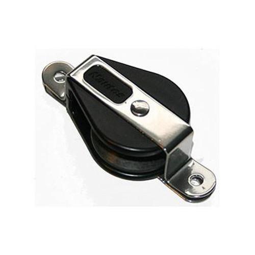 92358 - Single Footblock with Aluminum Sheave
