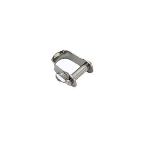 91033 - Stamped Shackle with Cotter Ring - Set of 2 Pieces