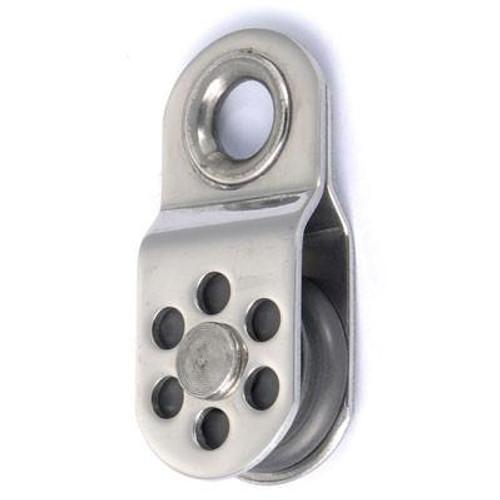 91137 S.S. Ferrule Eye Block for Wire | Aluminum Sheave