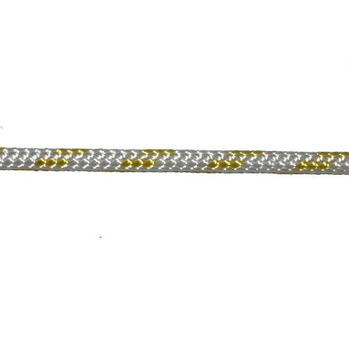 "MRDB003 - 6 MM / 1/4"" - Gold Fleck - Sell By Foot"