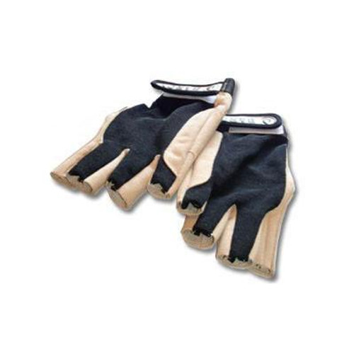 Tillman Medium Truefit with Top Grain Black Goatskin Gloves 1491M