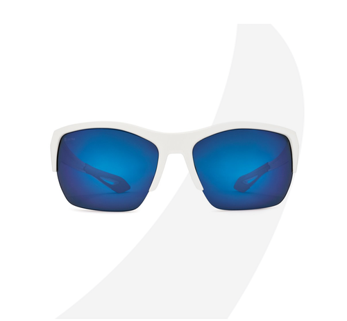 Kaenon Arcata SR Polarized Sunglasses (Matte White)