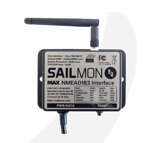 Sailmon MAX NMEA Interface 0183 / 2000