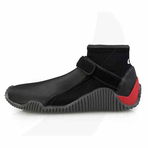 Gill Aquatech Shoe Black/Red (963)