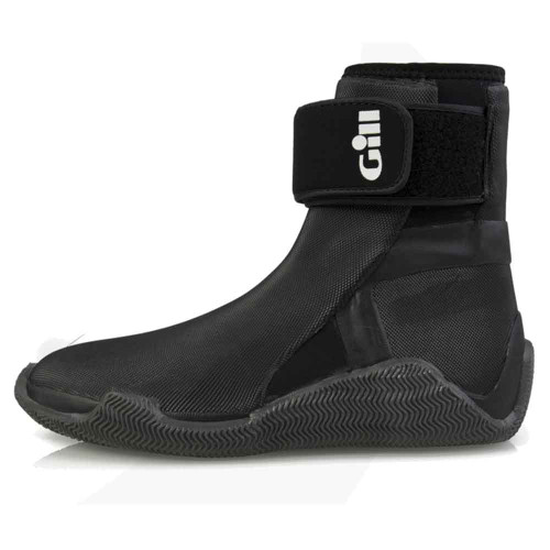 Gill Edge Lace Up Boot Side View (961)