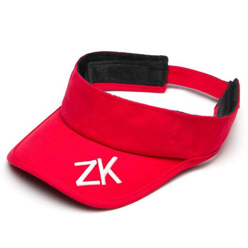 Zhik Sailing Visor Red