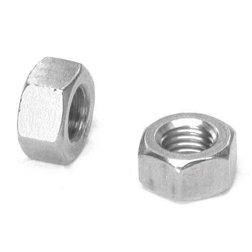 Hayn Marine Hex Nut, Stainless Steel 1/4-28 Left Hand