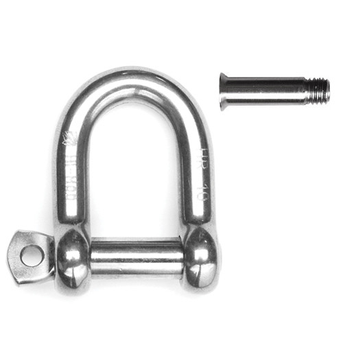 Hi-Mod D Shackle Skt Head Pin - 1/2""