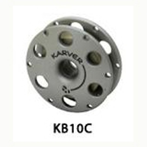 Karver 46 mm Sheave Dia. max line 10 mm / 3/8""