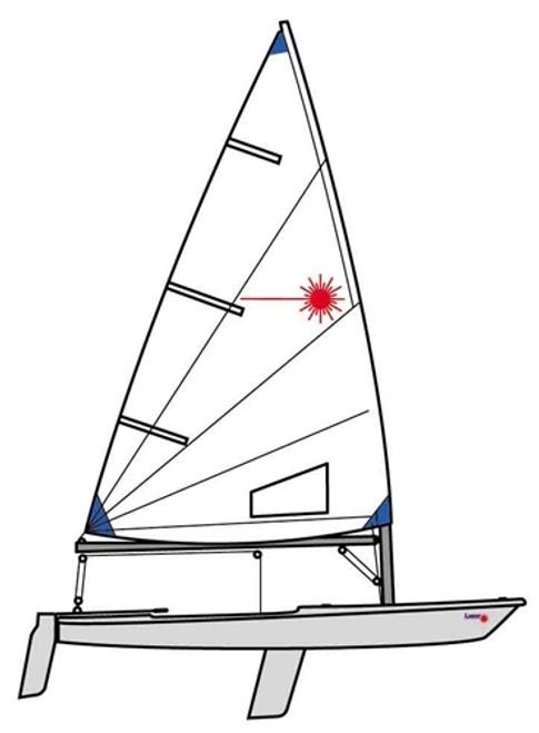 Laser Performance Laser Radial (Race Version)