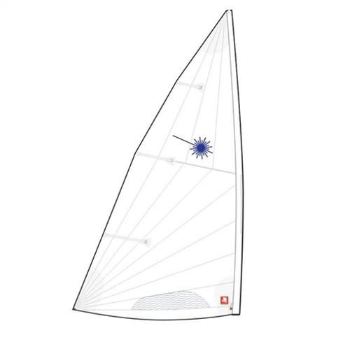 Laser Full Rig MKII Racing Sail
