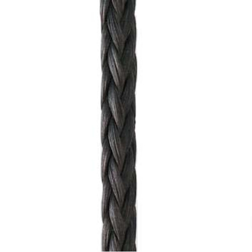 New England Ropes 3 mm Black V12