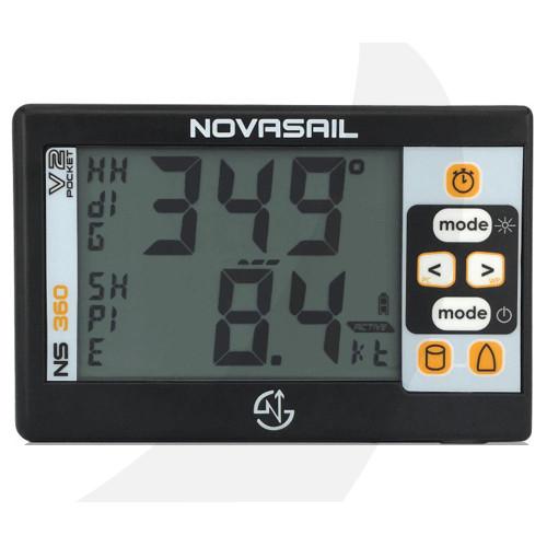 Novasail NS360 Wireless GPS Speed Compass Pocket V2