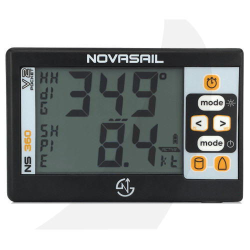 Novasail NS360 Wireless GPS Speed Compass Pocket V2