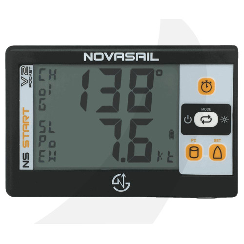 Novasail NS-Start GPS Speedo Compass Pocket V2