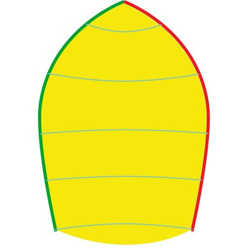 WinDesign Sails, I420 Spinnaker