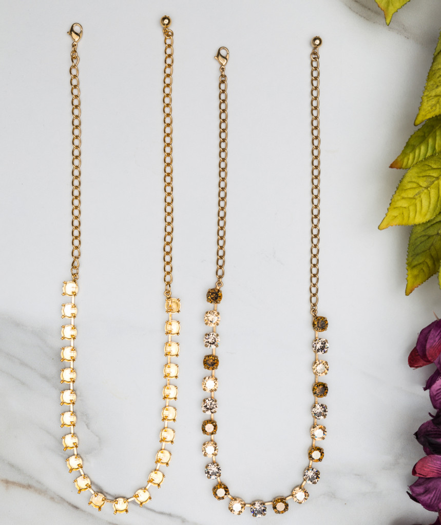 Classic 22 Setting Necklace