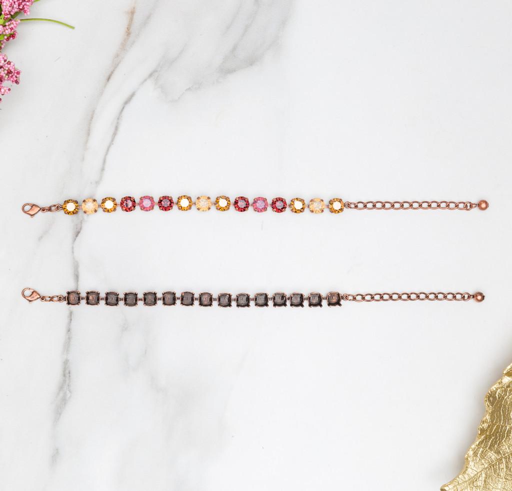 8.5mm | Classic Fifteen Setting Bracelets
