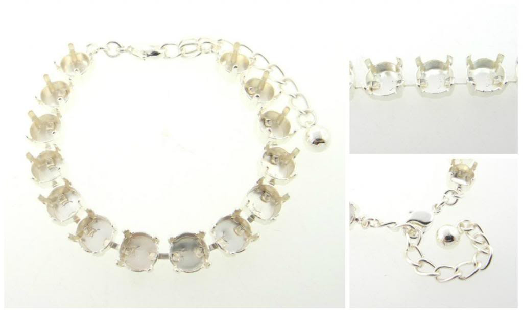 Sterling Silver overlay