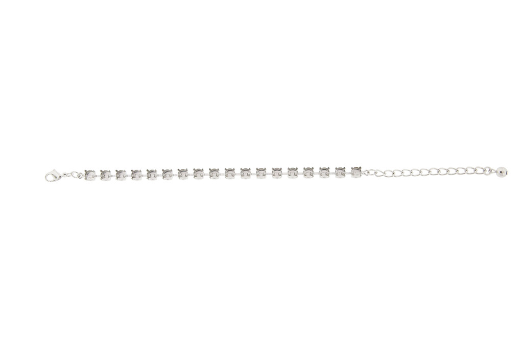 6mm | Classic Eighteen Setting Bracelets view 2