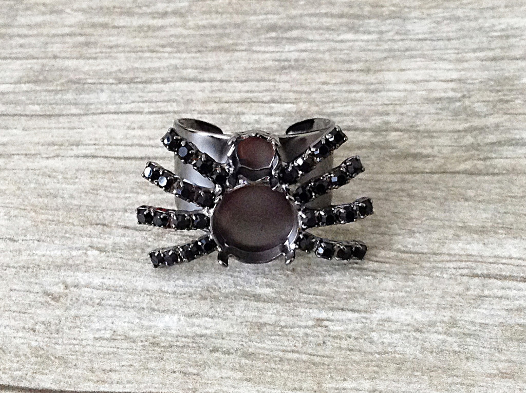 Two Setting Adjustable Spider Ring, view 3