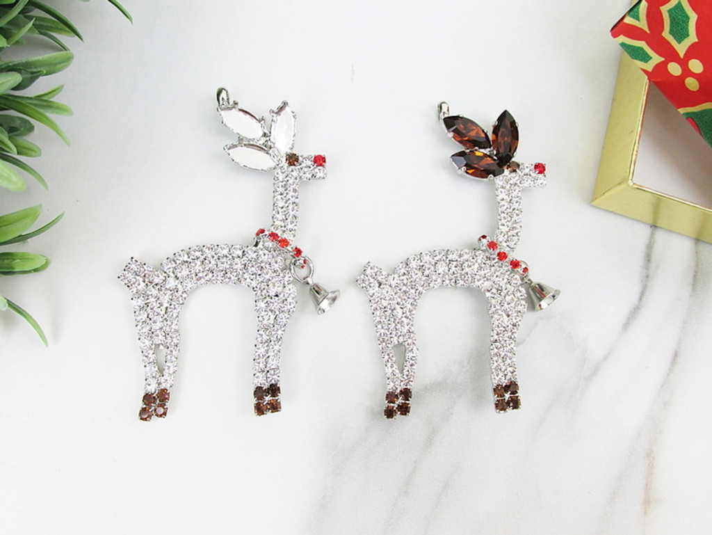 Red Nose Reindeer Ornament | One Piece
