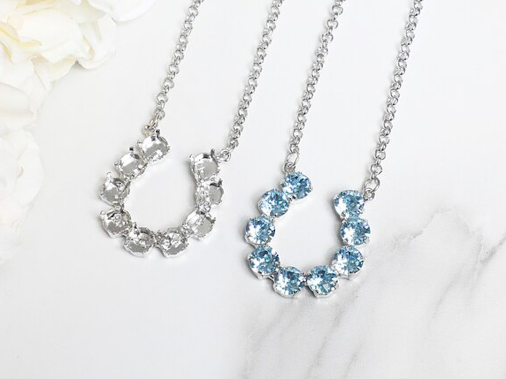 8.5mm | Lucky Horseshoe Necklace | One Piece