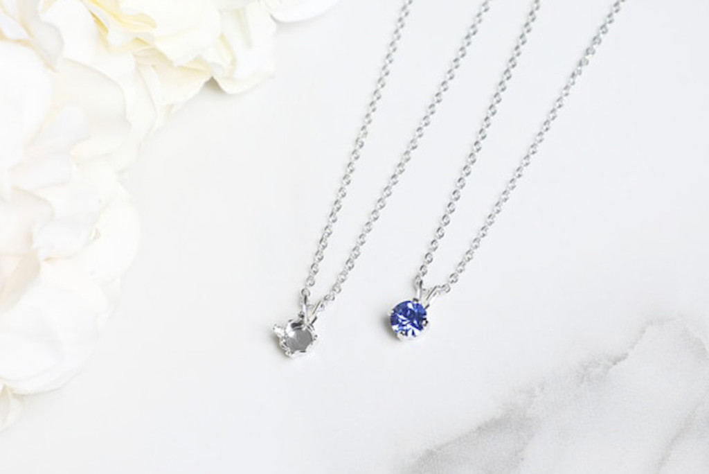 6mm | Single Pendant On Necklace Chain | One Piece