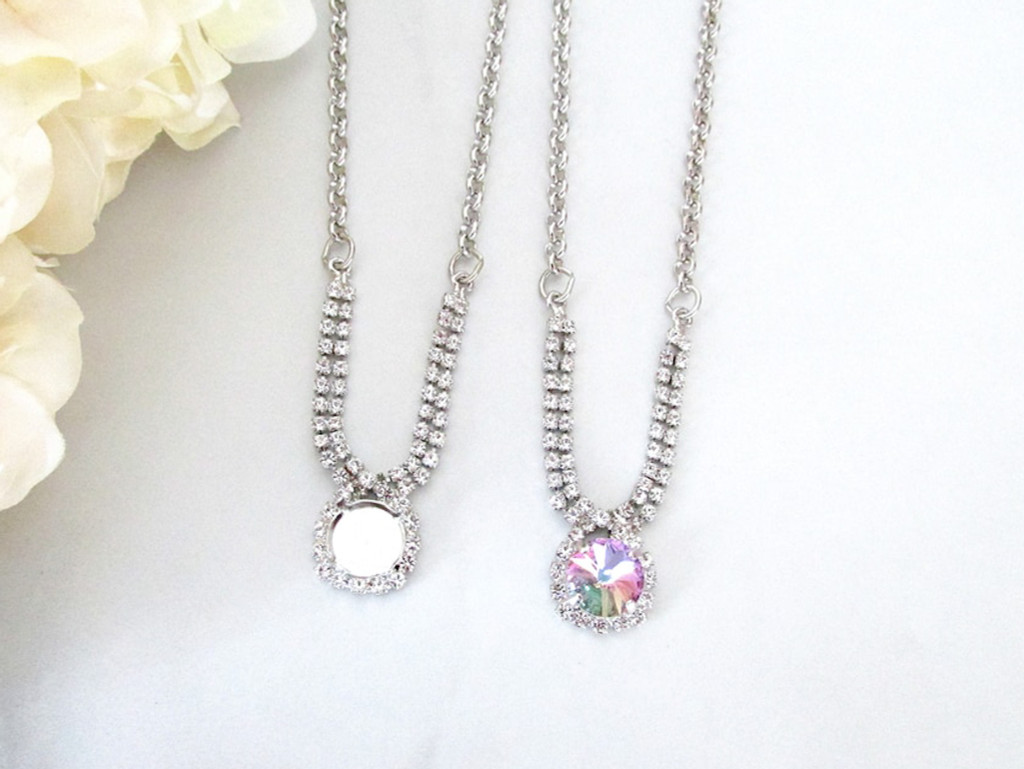 11mm | LOW PROFILE Enchanted Necklace | One Piece