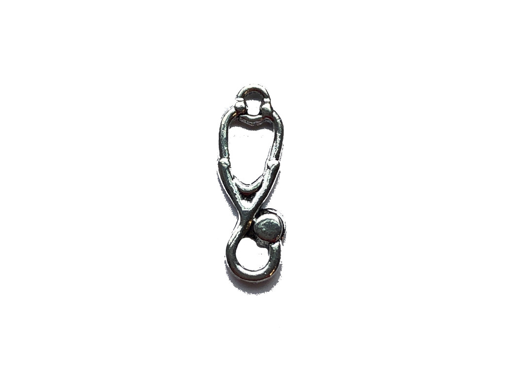 Stethoscope Charm 10 Pieces Per Pack