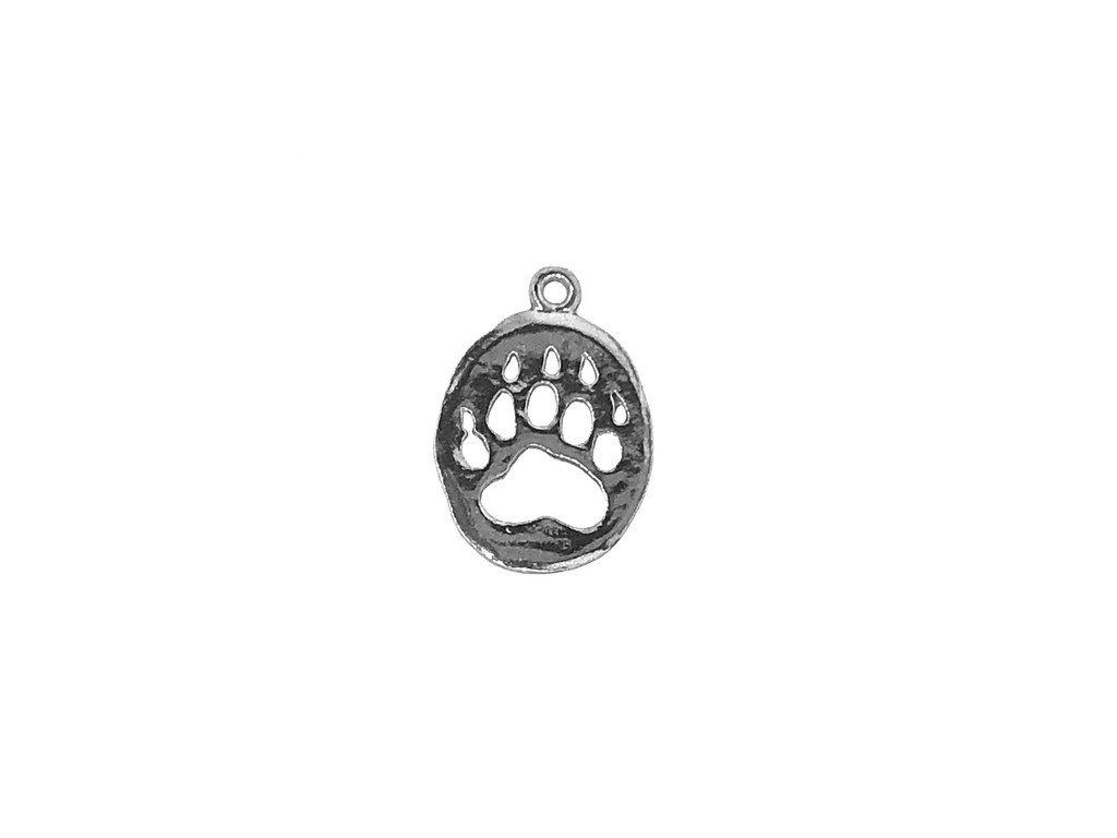 Animal Print Charm 12 Pieces Per Pack