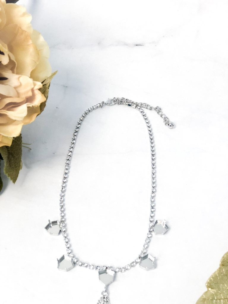 Limited Edition | 12mm Brilliant Trilliant Necklace | One Piece