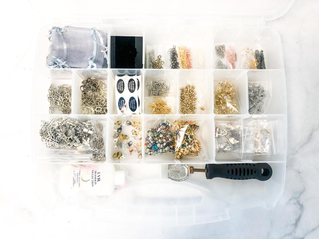 Jewelry Making Repair and Supply Kit