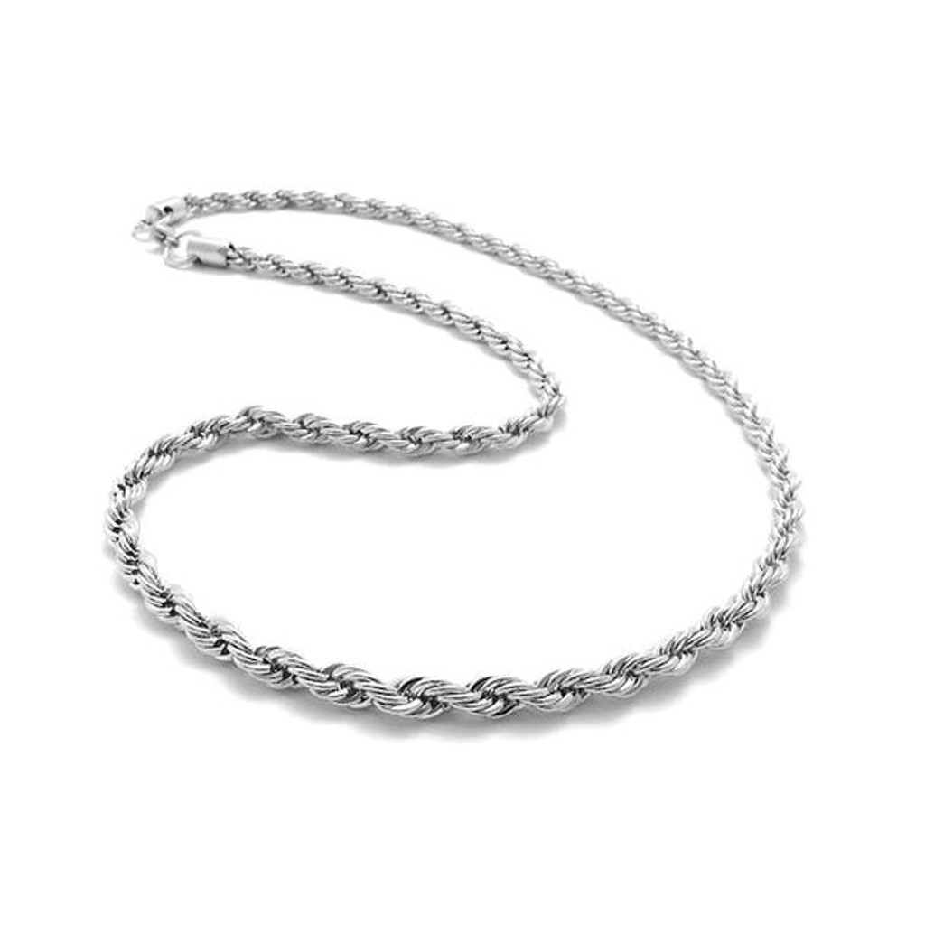 """Rope 24"""" Necklace 