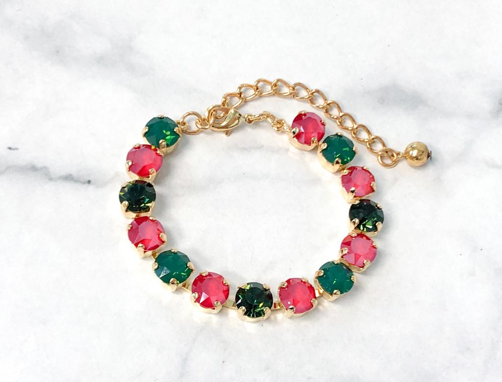 Limited Edition | Vintage Holiday Bracelet