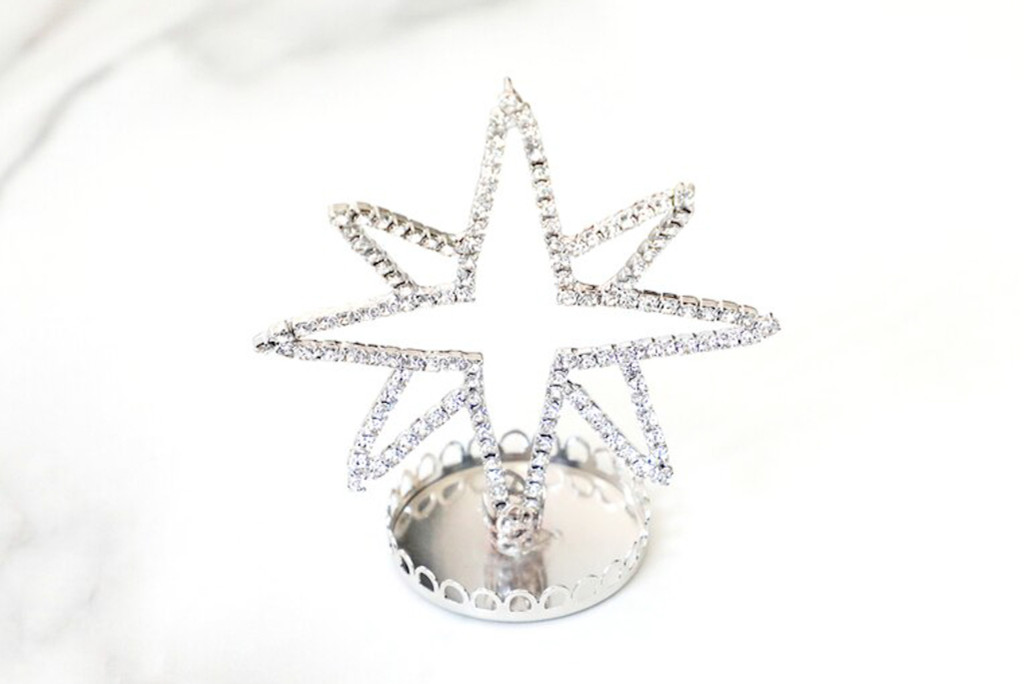 Star Crystal Table Top Decoration | One Piece