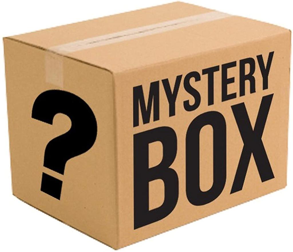 2 Piece | Mystery Cuff Bracelet Bag | Brass Ox and Rhodium