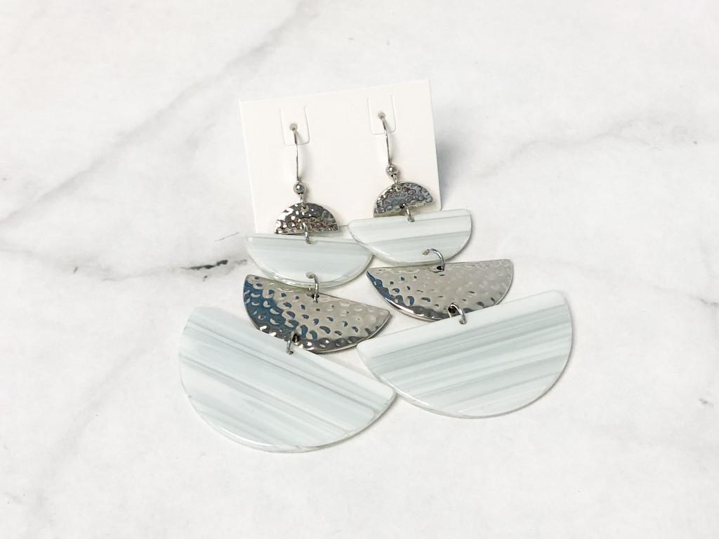 Coastal Statement Earrings
