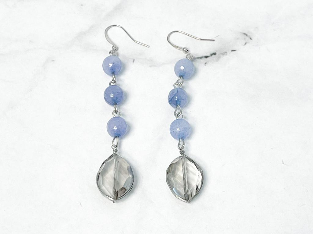 Drop in the Ocean Earrings