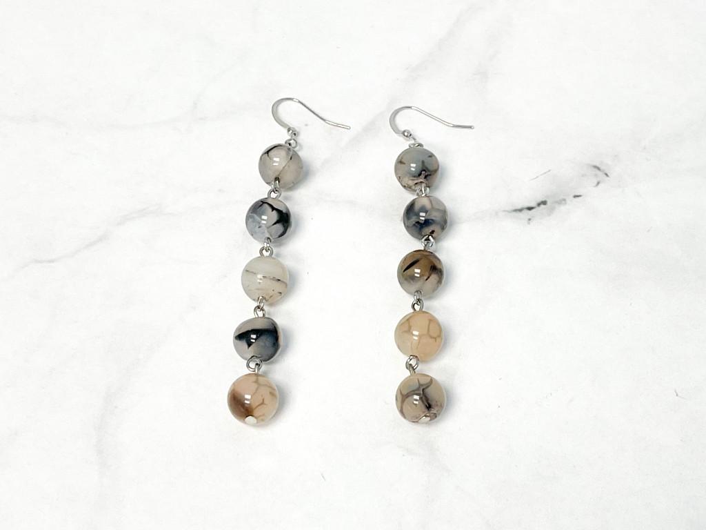 Cliff Walk Earrings