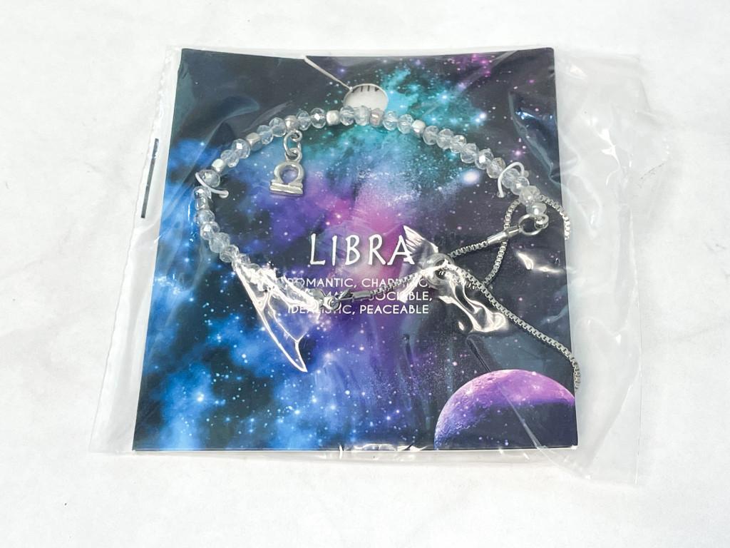 Libra Slider Bracelet
