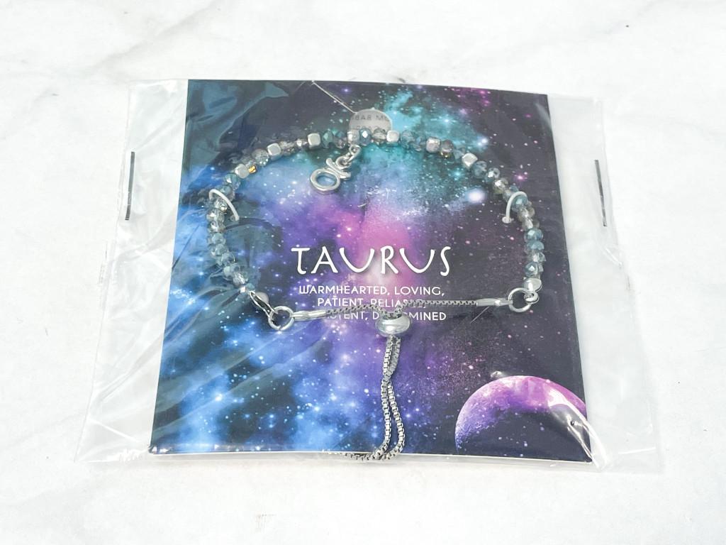 Taurus Slider Bracelet