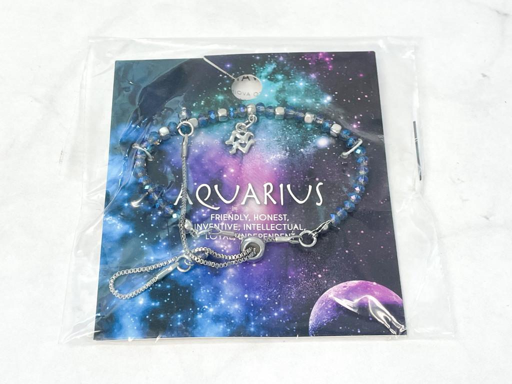 Aquarius Slider Bracelet